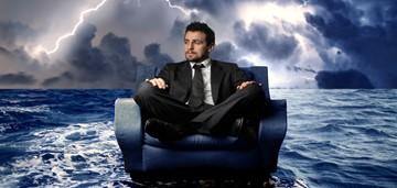 Blog » Wie kann Ihr Unternehmen in schweren Krisen überleben und als Gewinner hervorgehen | Foto: ©[olly@Fotolia]